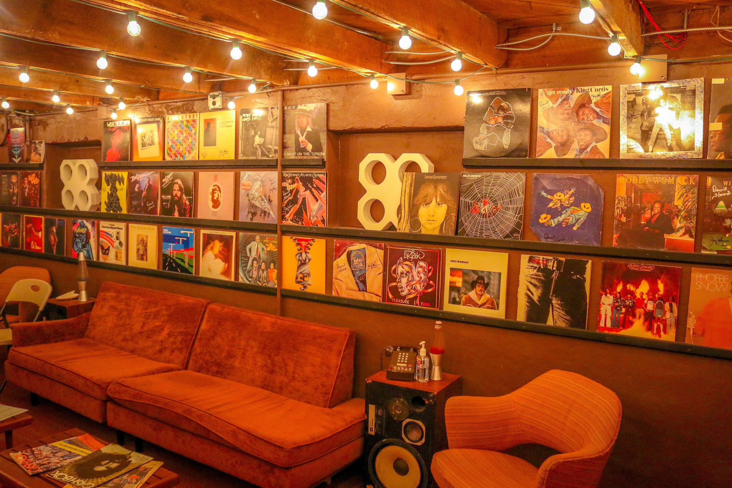Inside Muscle Shoals Sound Studio