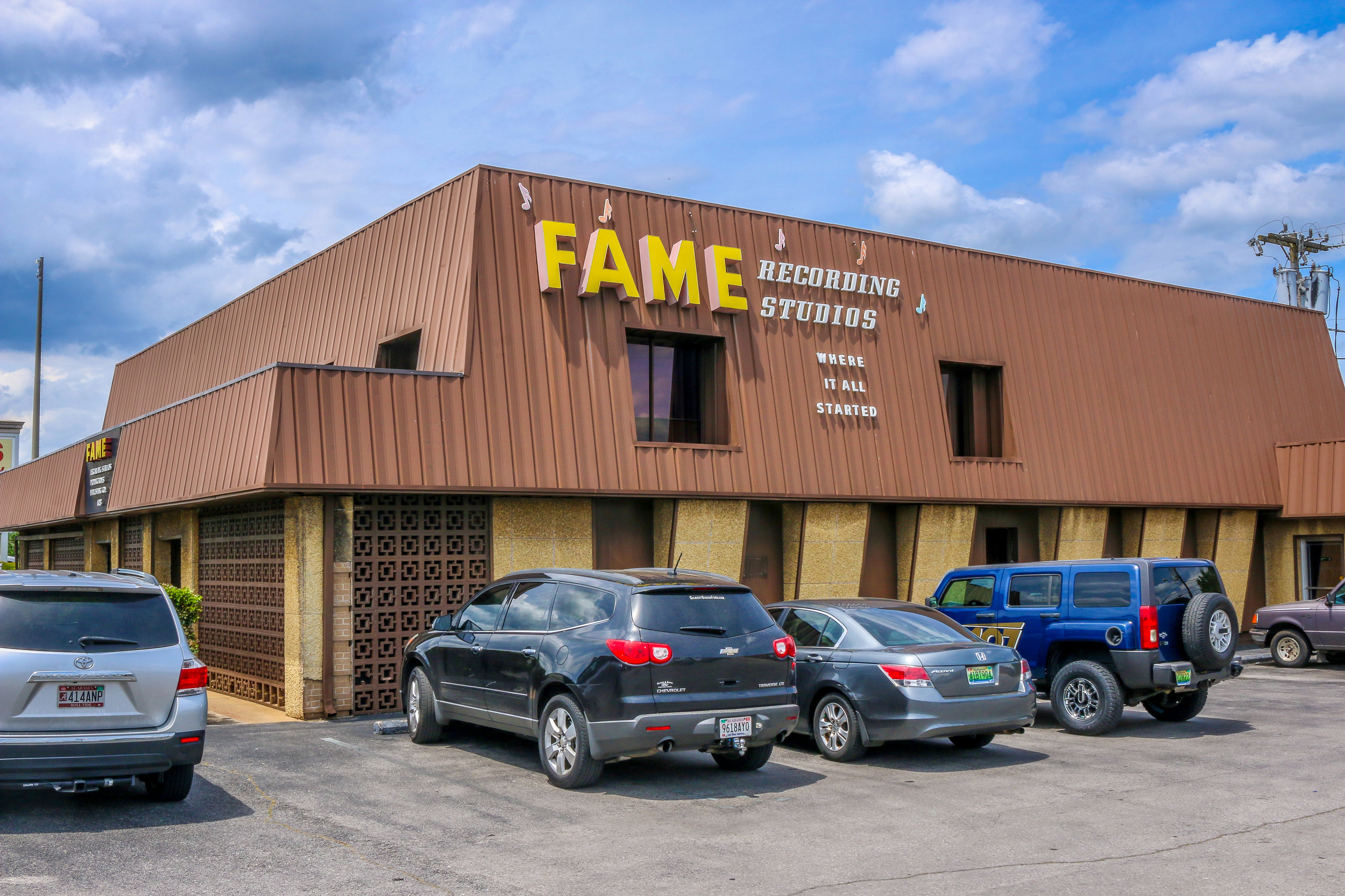 FAME Recording Studio