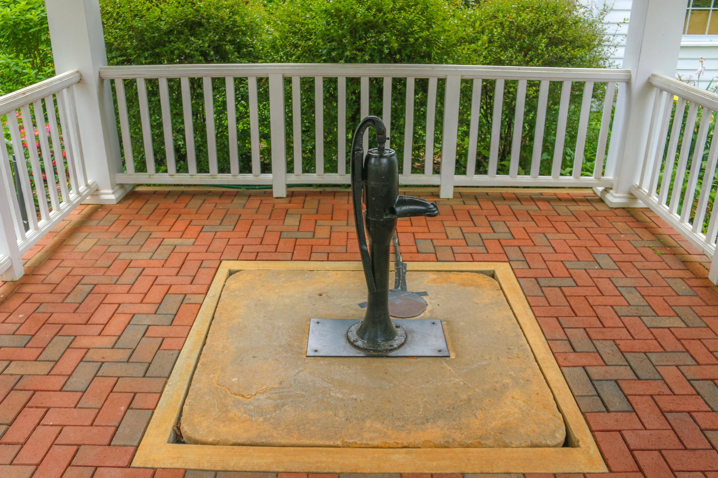 Helen Keller's Water Pump