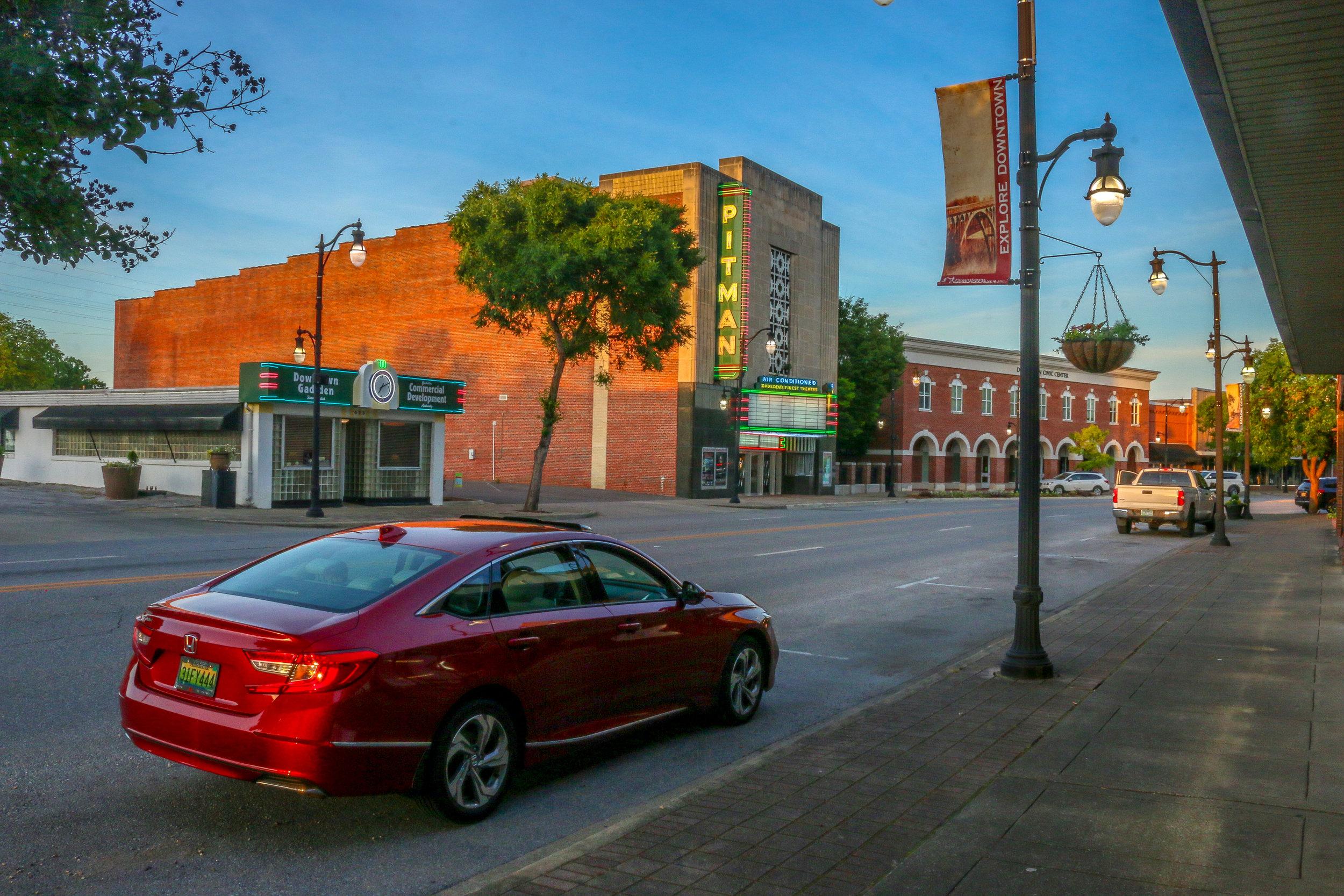 Downtown Gadsden