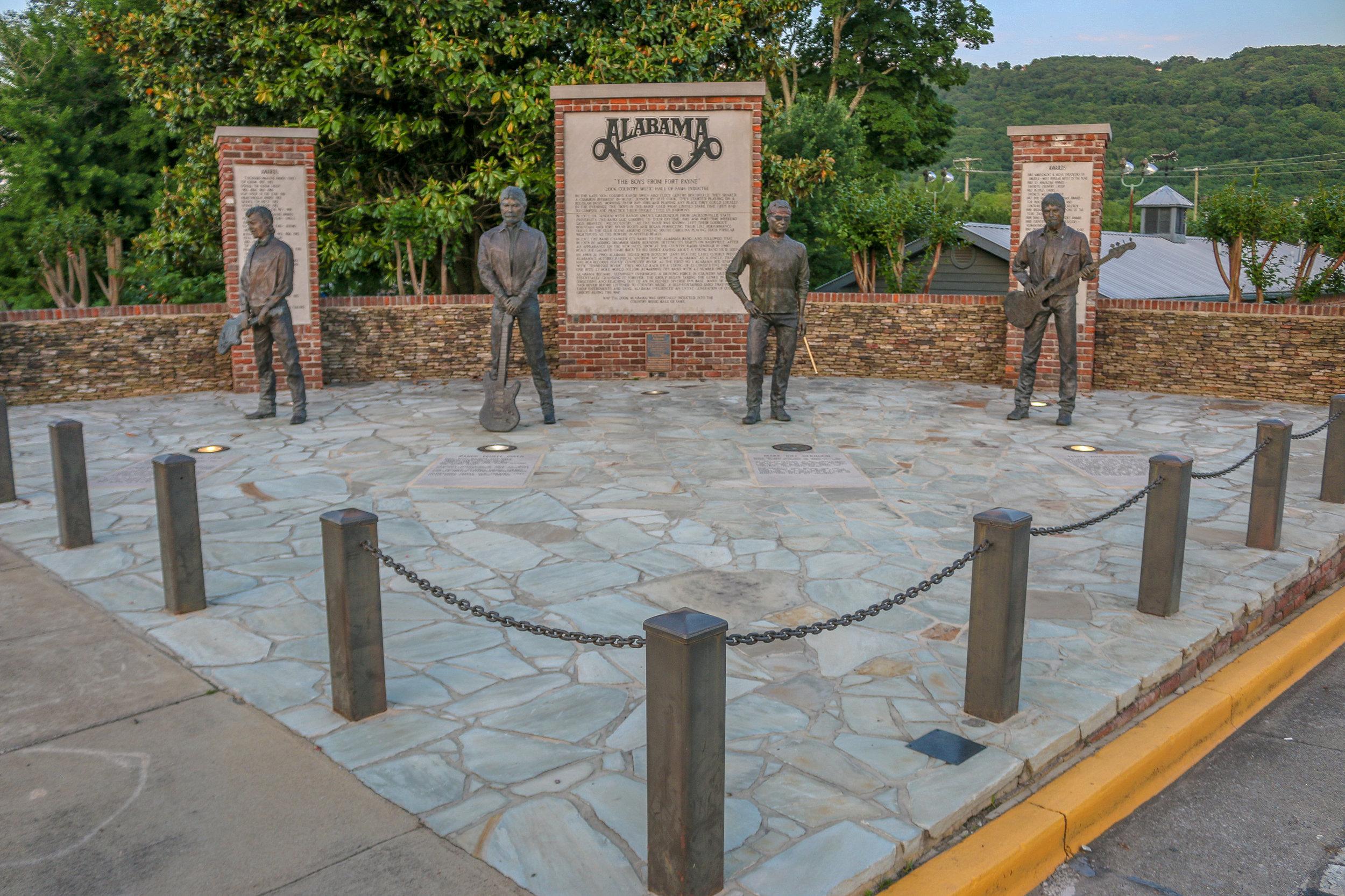 Fort Payne's Hometown Heroes