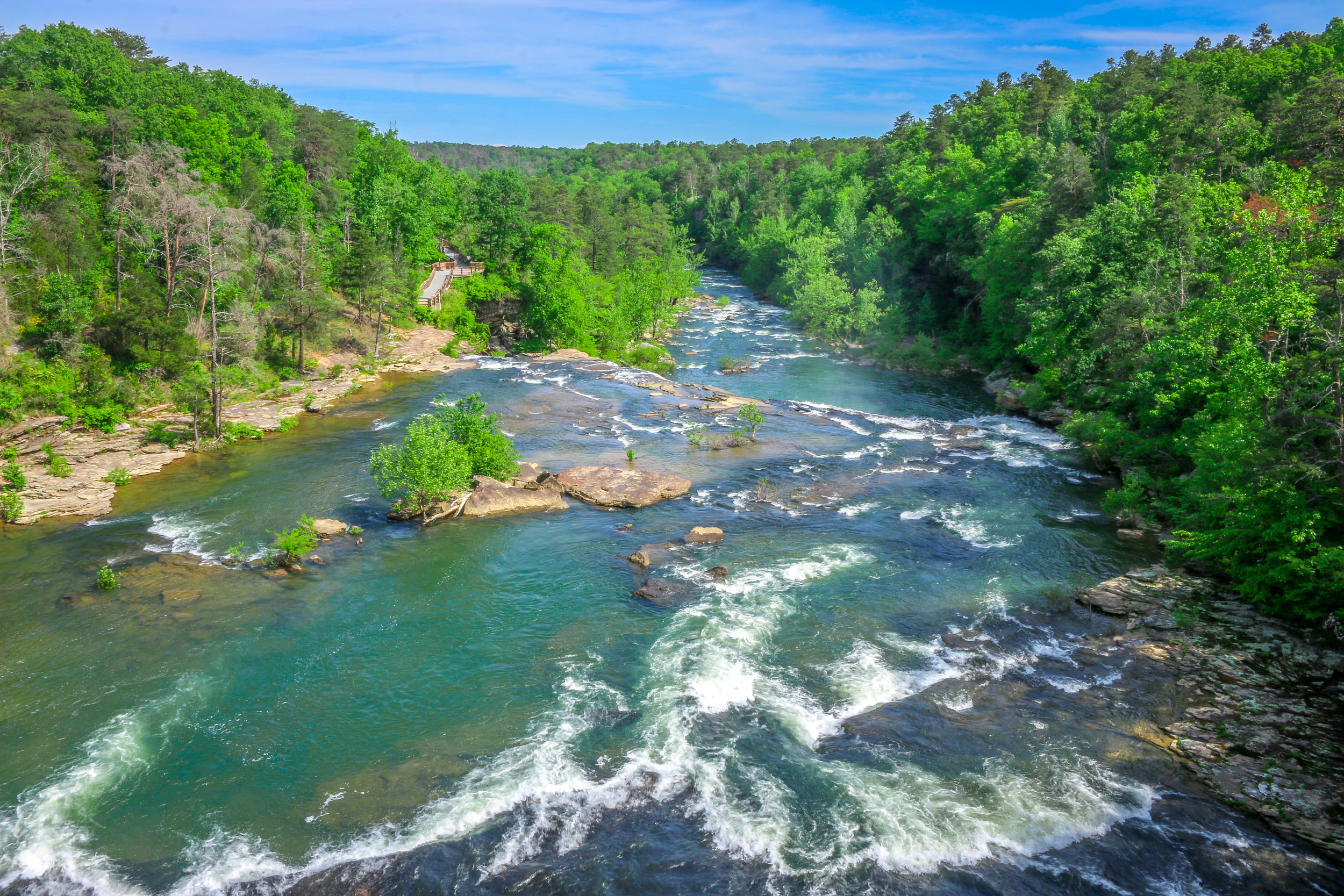 Little River Canyon National Preserve Alabama AL