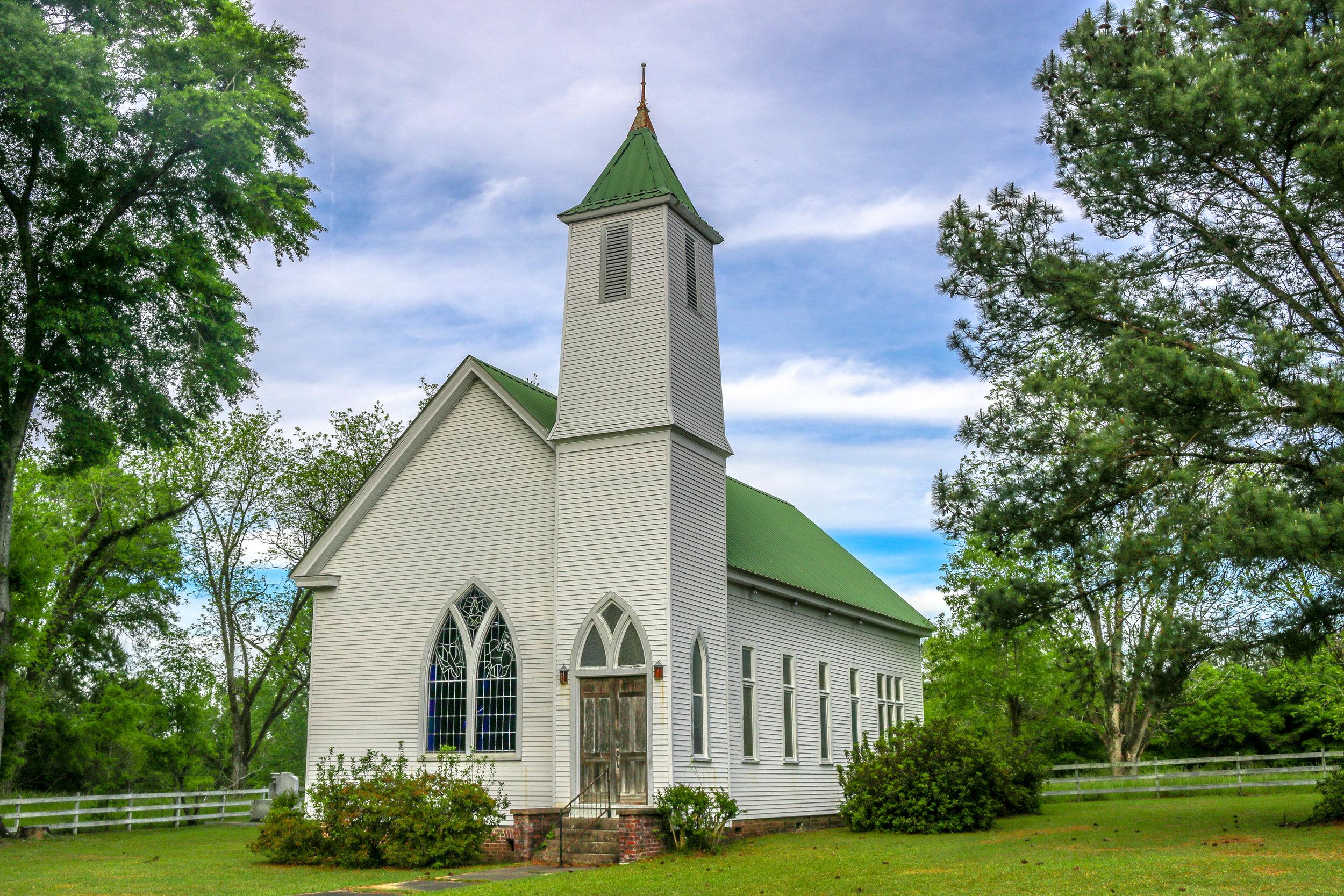 Small Town Rural Alabama AL photos photography