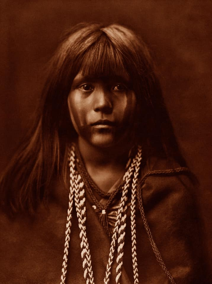 Edward Curtis Photo From Volume 2 - Stunning