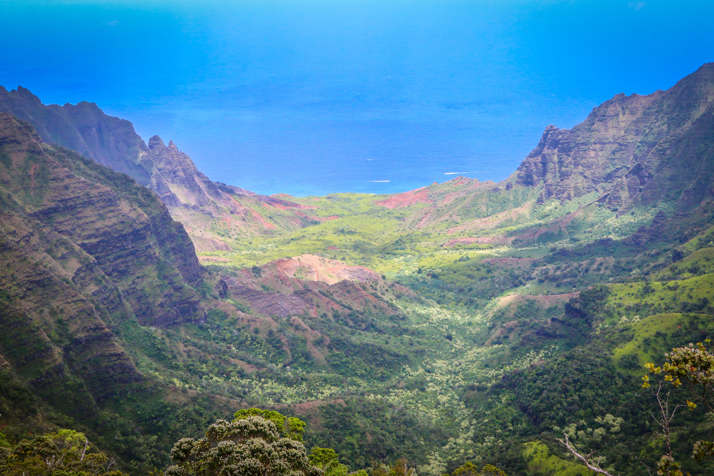 Waimea Canyon State Park Kauai Hawaii HI photos photography