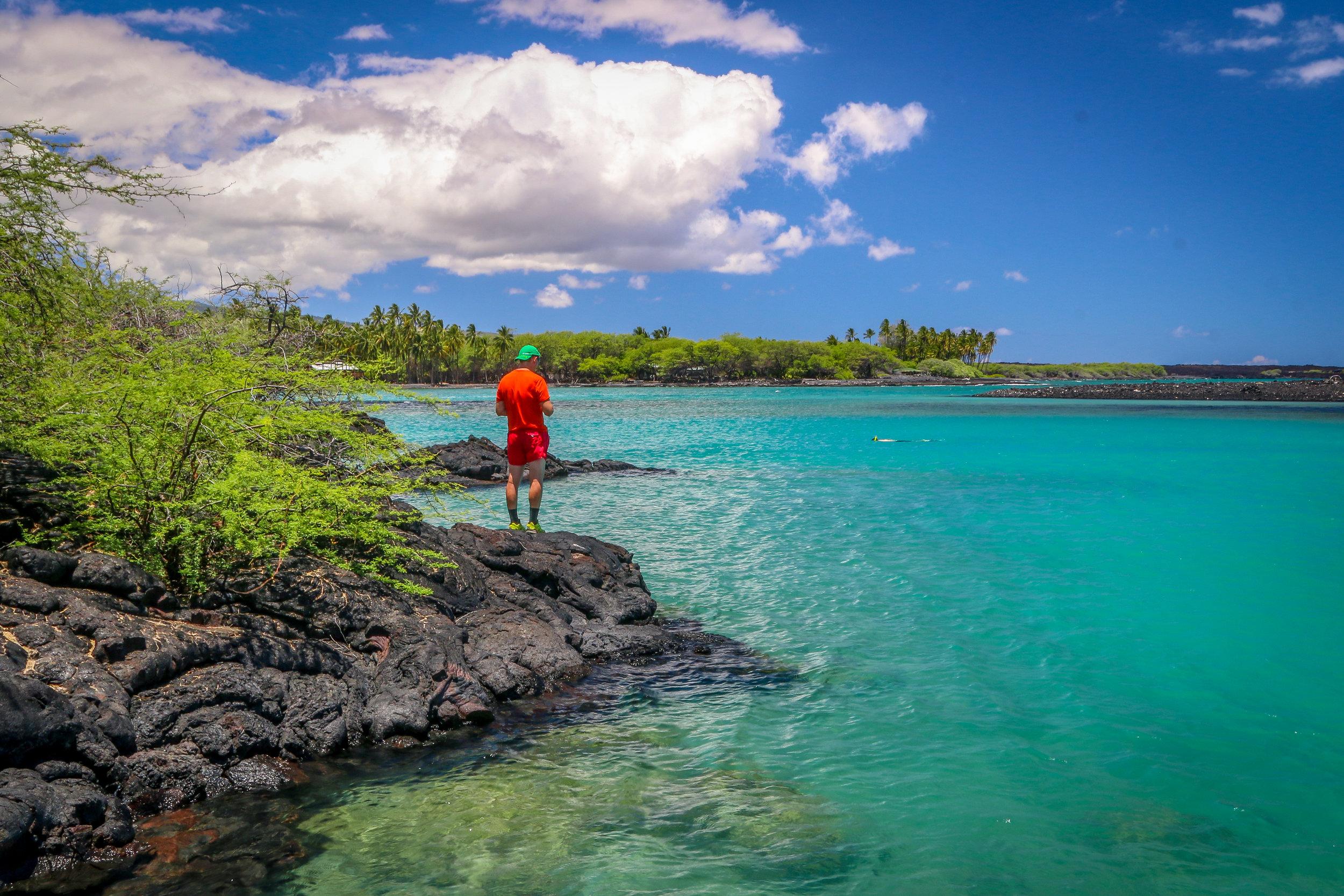 Hawaii HI Big Island Photos Photography turquoise water lagoon
