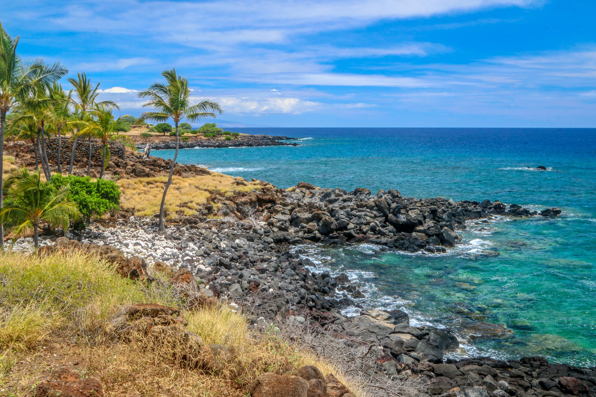Hawaii HI Big Island Photos Photography lava beach