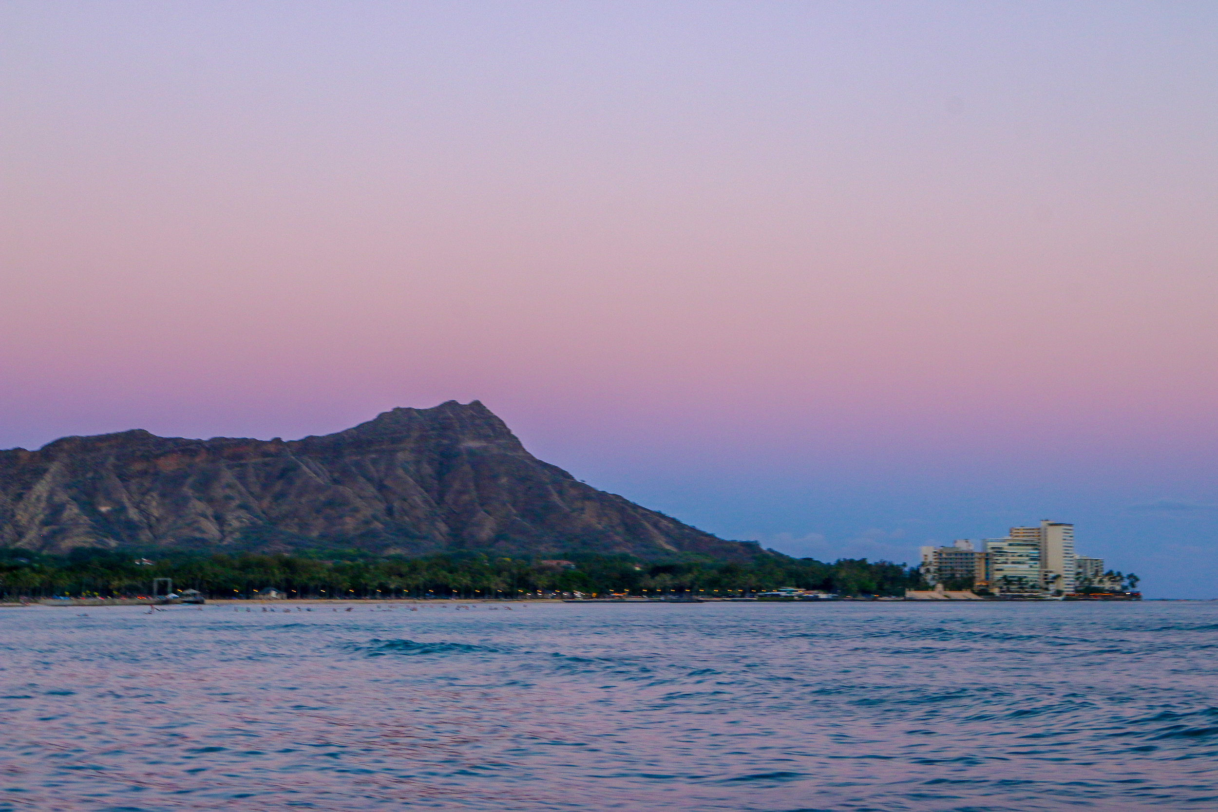 Oahu Hawaii HI photos photography Duski on Diamond Head