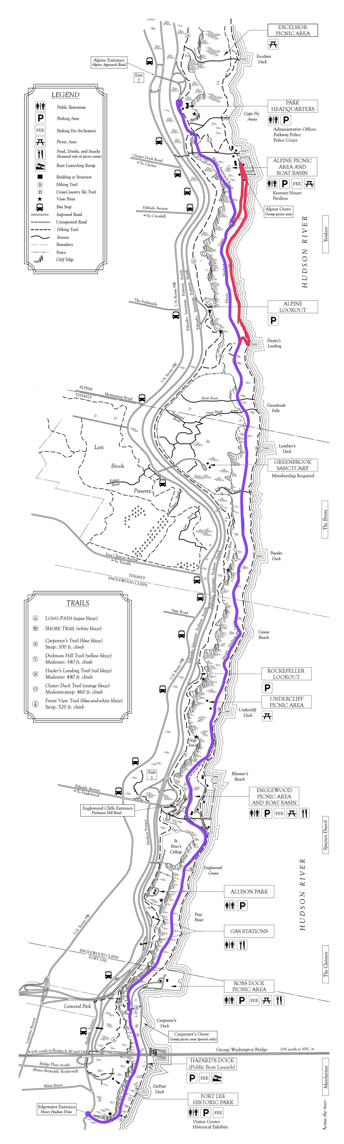 RiverRoad_ShoreTrail_Map
