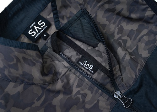 Search and State S2-V CAMO RIDING VEST