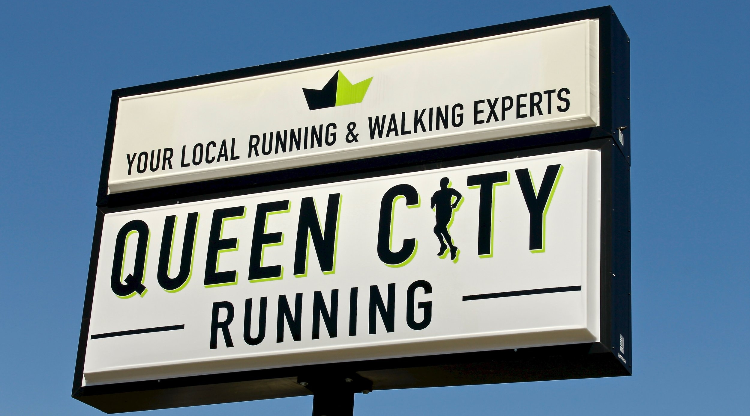 Our North store is located in West Chester, just north of Cincinnati.   8777 Cincinnati-Dayton Road West Chester, OH 45069 Phone: 513-942-5005 Email:  hello@queencityrunning.com    Directions   From the North   Take I-75 to Exit 21 (Cincinnati-Dayton), head south on Cincinnati-Dayton Road for 1/2 mile. QCR Running is on the right.   From the South   Take I-75 to Exit 19 (Union Centre Blvd), right on Union Centre Blvd to left on Cincinnati-Dayton Rd.  Queen City Running is 1 mile up on the left, 1/4 mile after crossing Lesourdesville-WC Rd.   From the East or West   Queen City Running North is located on Cincinnati-Dayton Rd. one mile north of Union Centre Blvd.