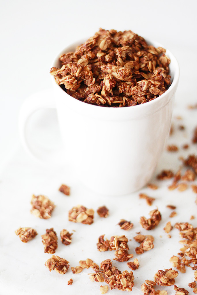 healthy-homemade-granola