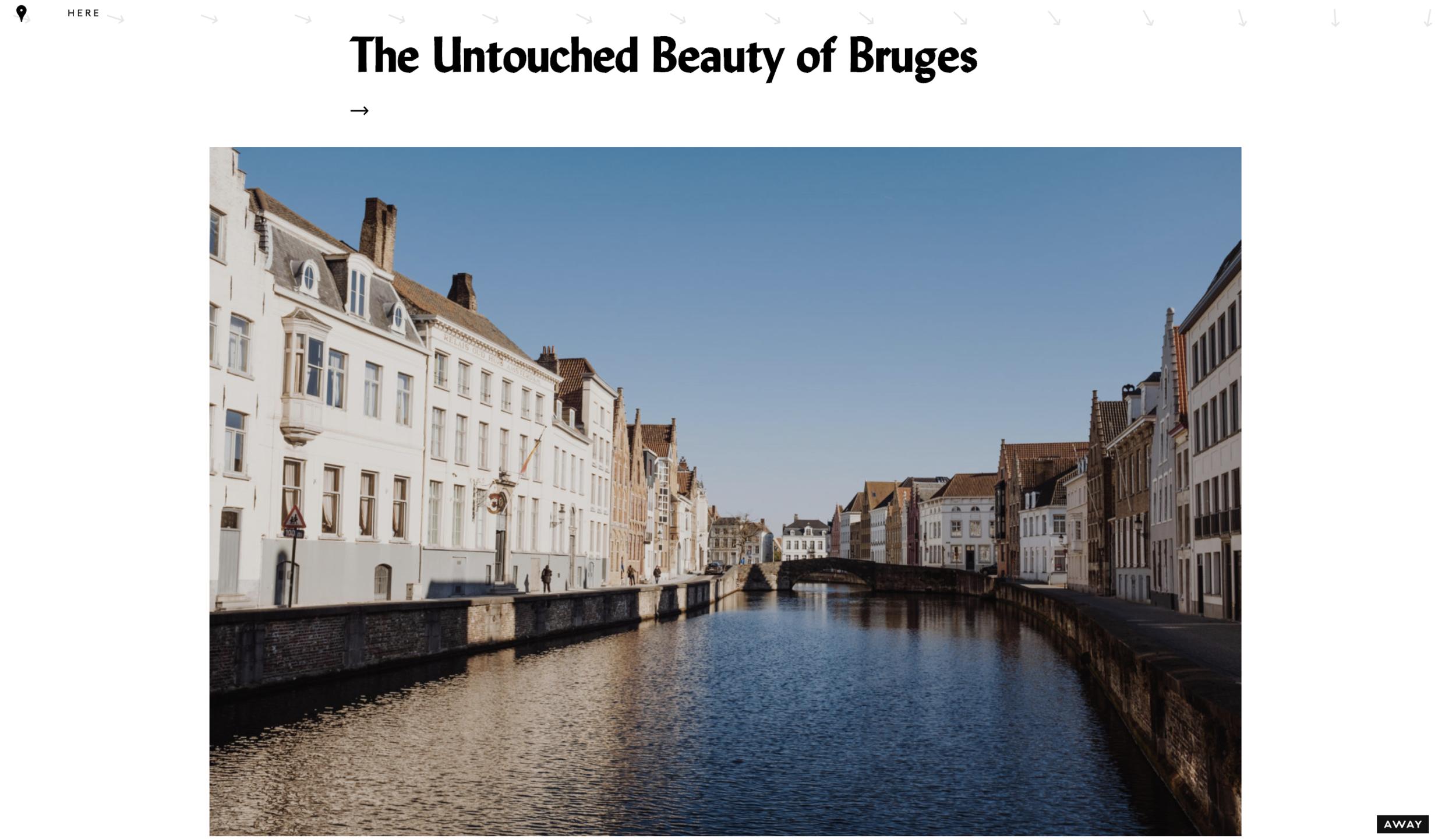 Bruges_Here_Away