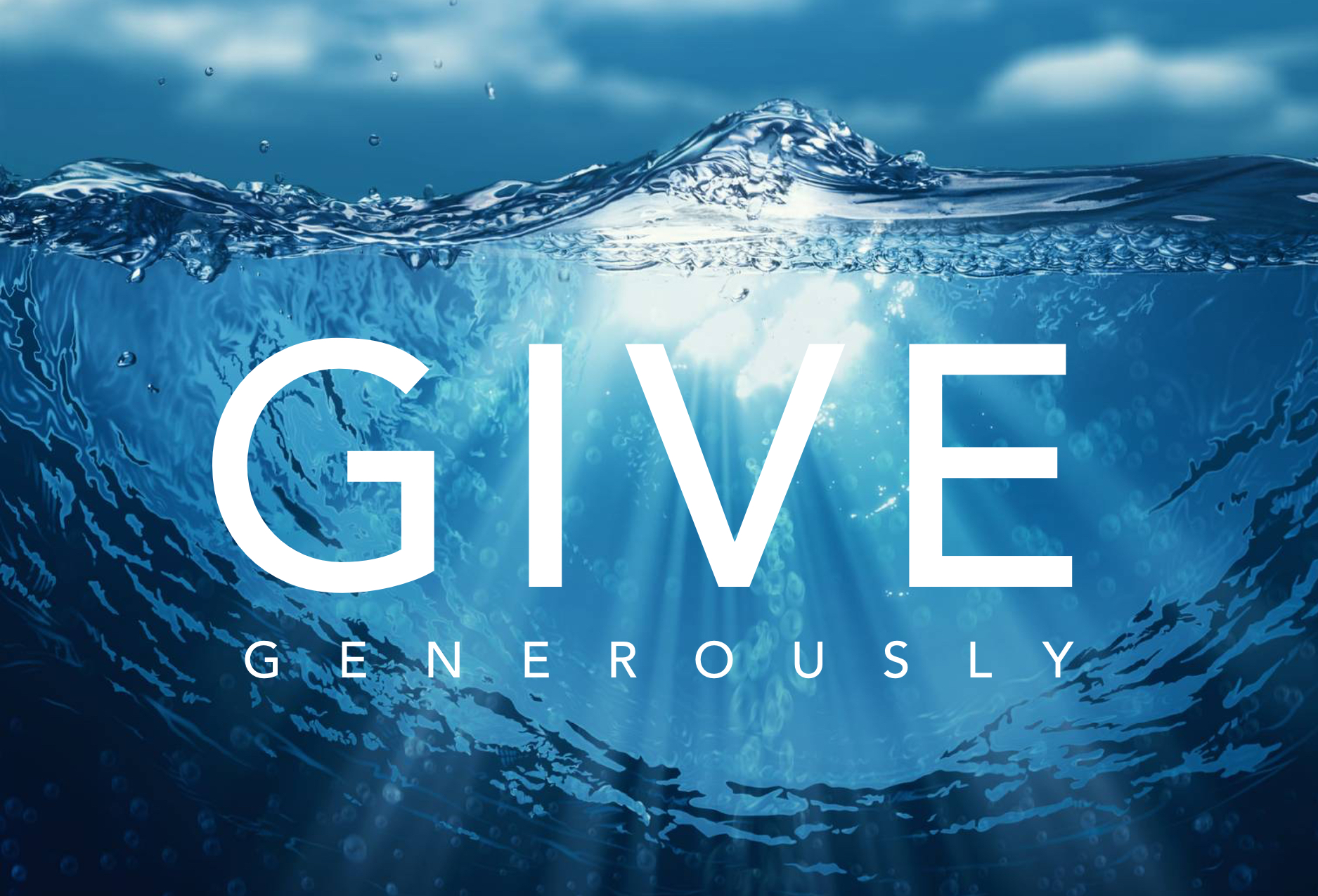 THANK YOU FOR YOUR GENEROUS DONATION TO LIFE CHURCH...THROUGH YOUR GIVING YOU ARE HELPING PEOPLE BELIEVE...BELONG...BECOME.