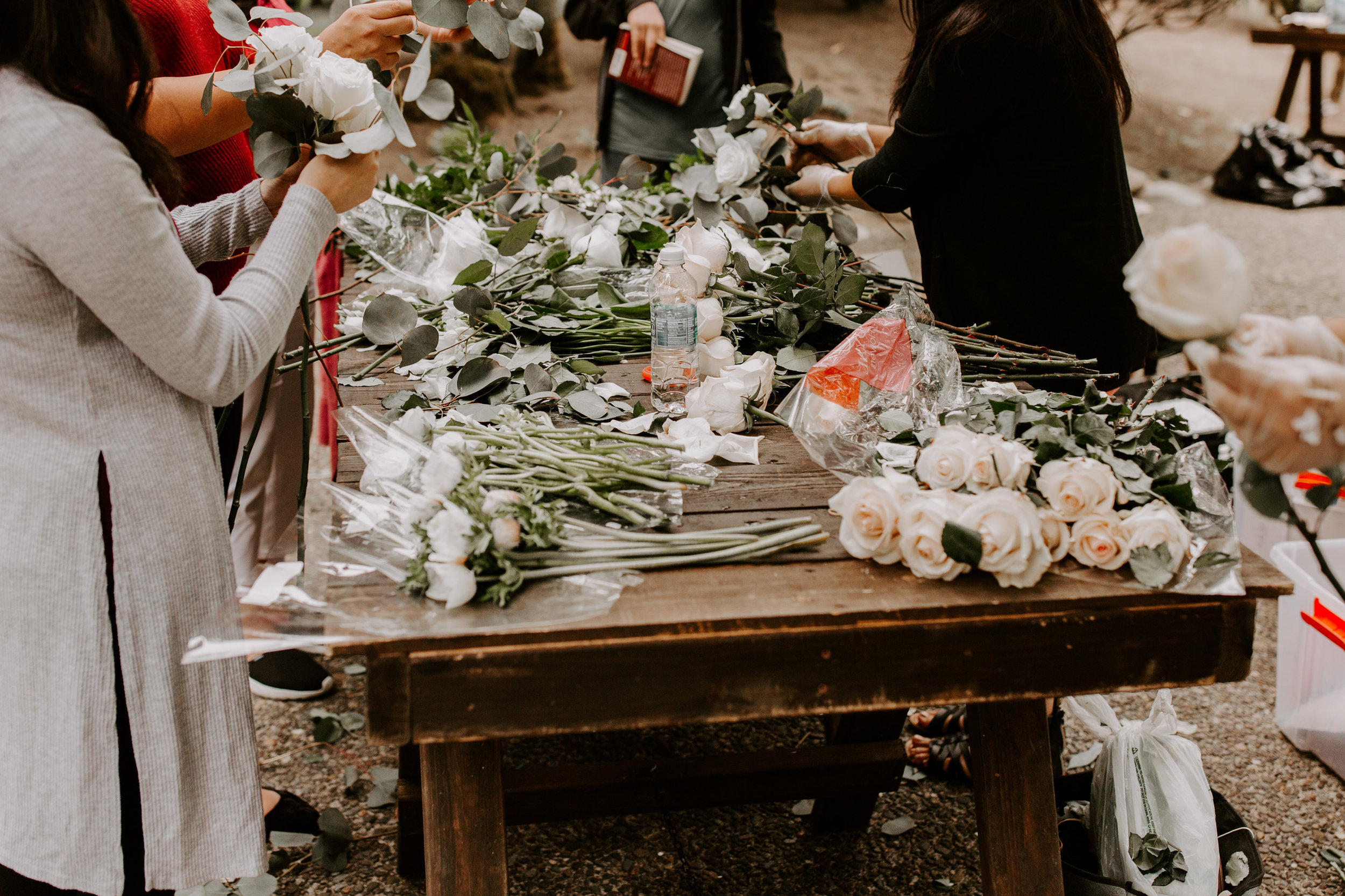 Rustic Bloom Photography   Rustic Ceremony Inspiration