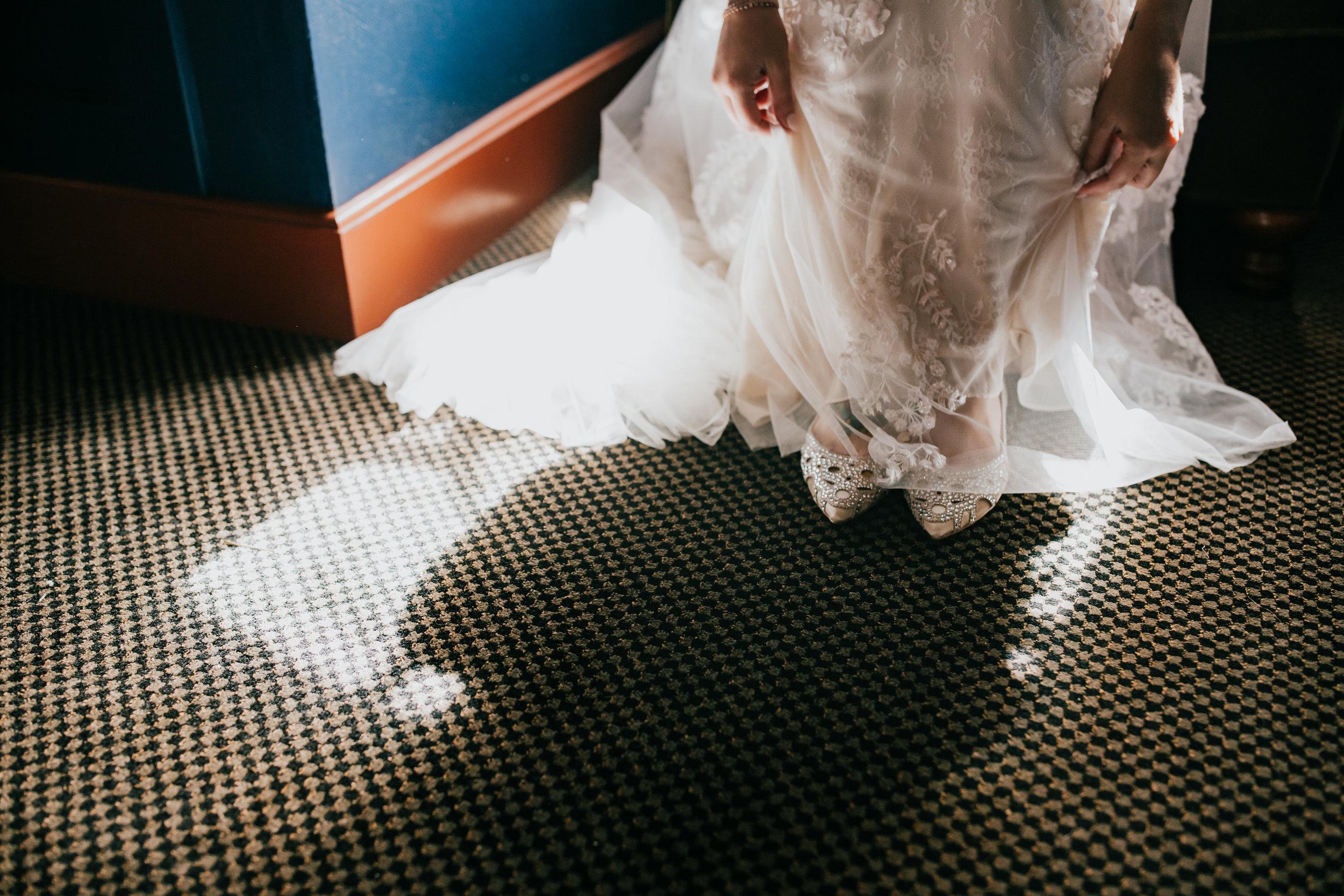 Rustic Bloom Photography | Wedding Dress Inspiration | Oregon Wedding Venue