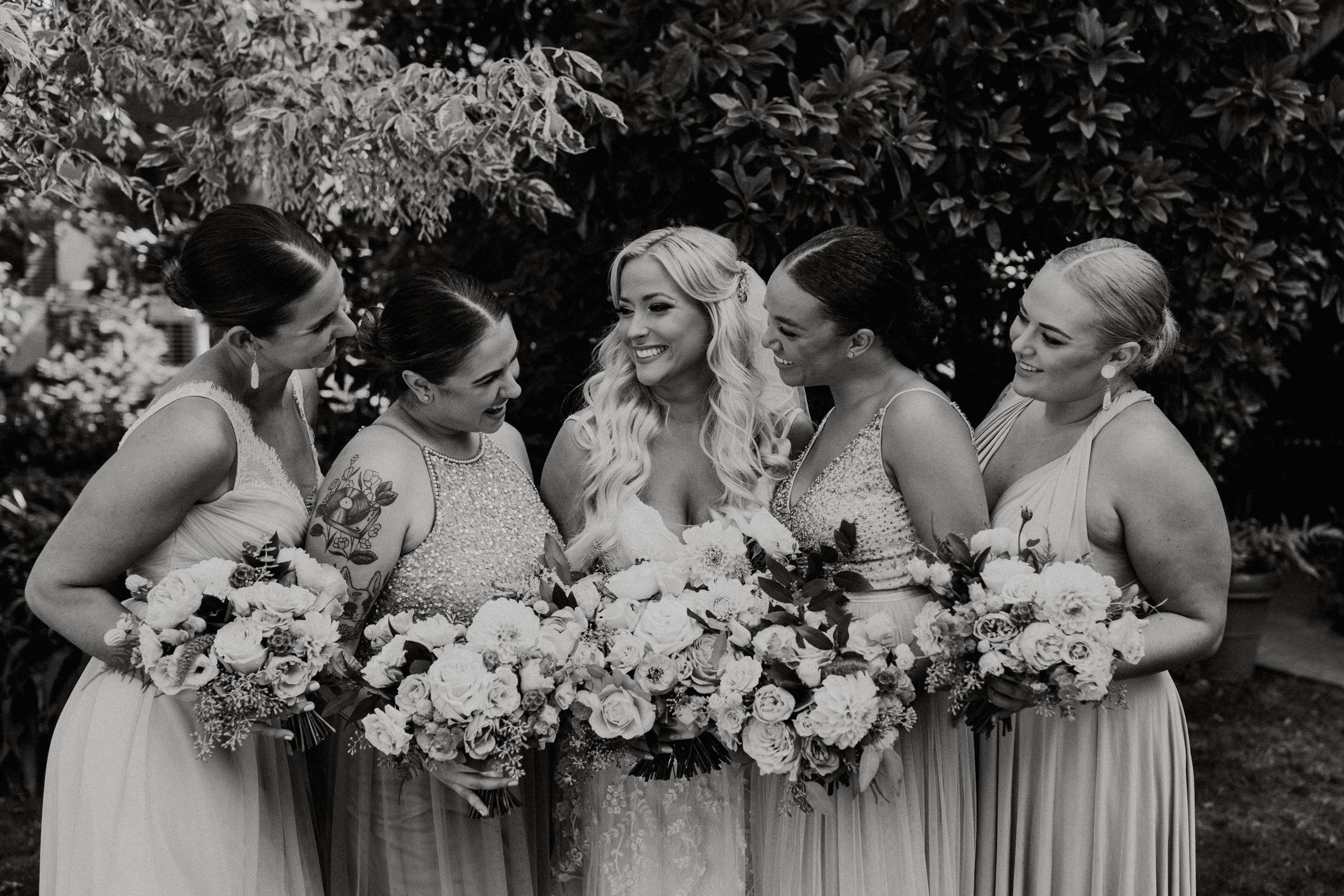 Rustic Bloom Photography | Bridesmaid Inspiration | McMenamins Grand Lodge