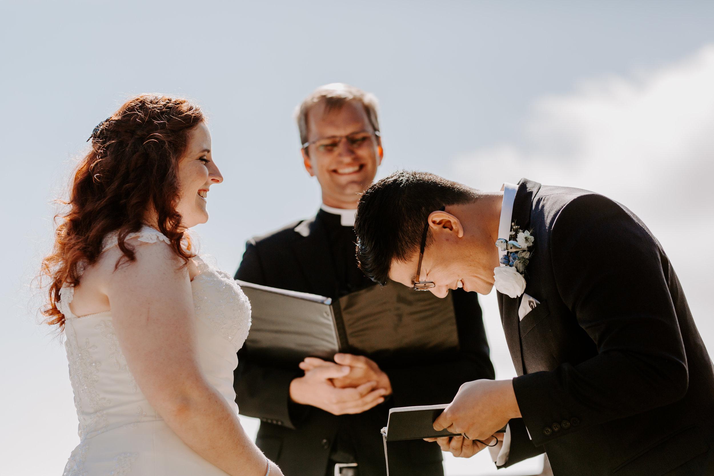 Oregon Wedding Photographer | Coastal Wedding Inspiration | Rustic Bloom Photography