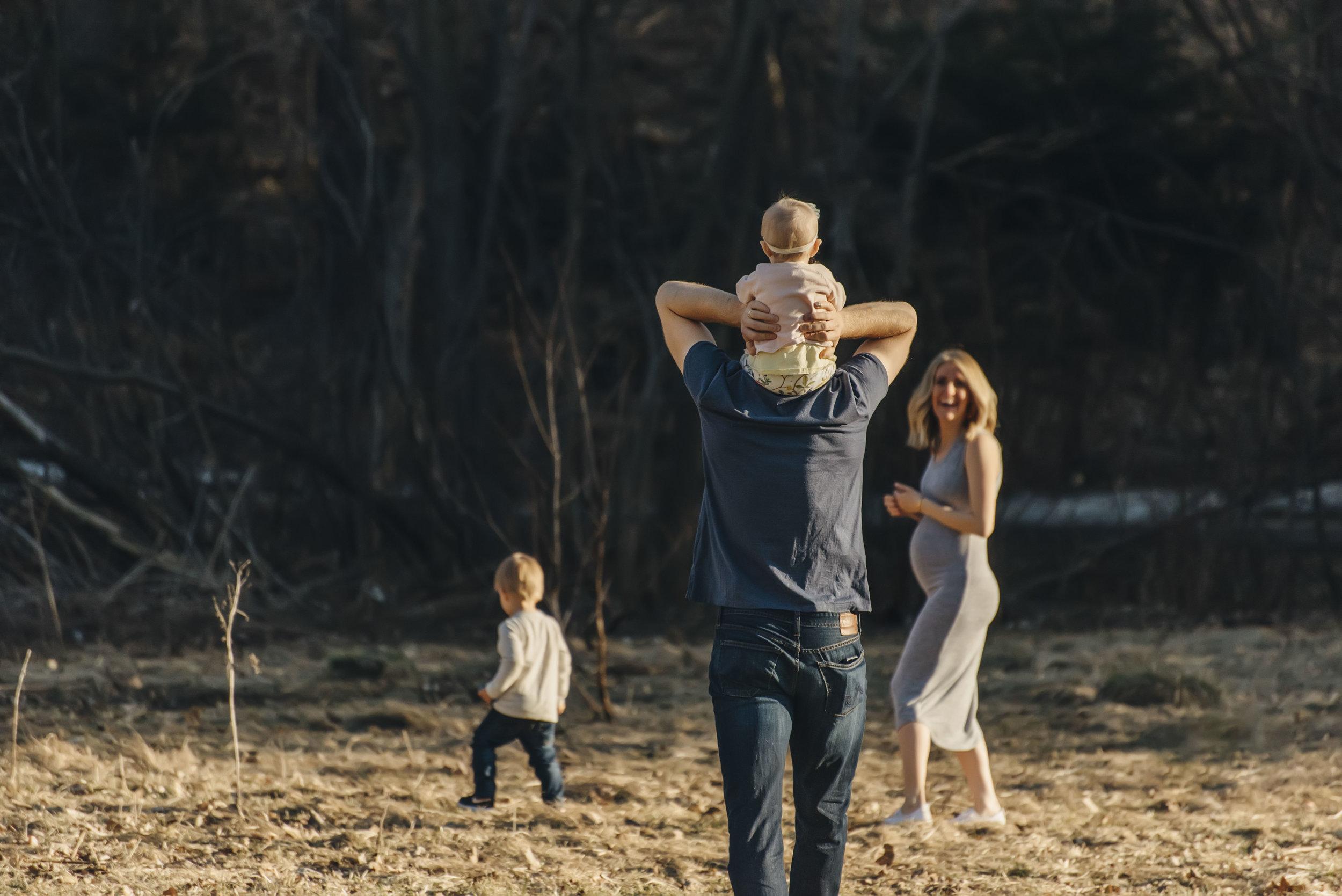 The Turris Family Then There Were 5 Ottawa Family Photographer