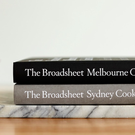 The Broadsheet Cookbook