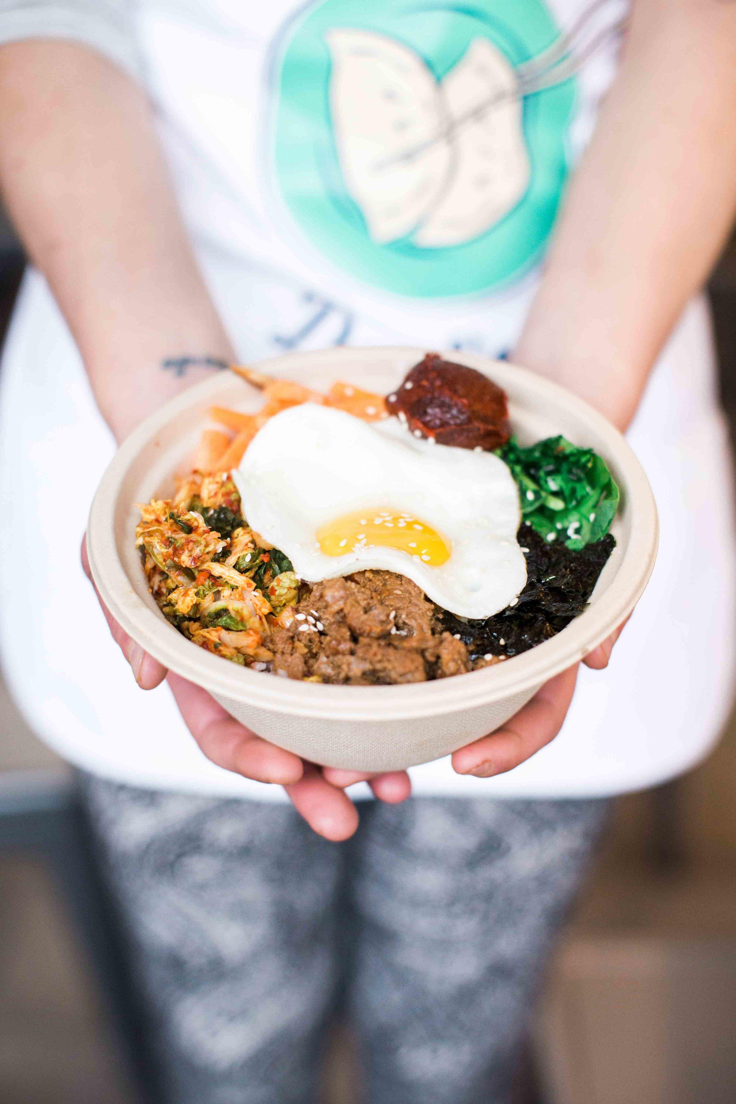 Dumpling Darling Food Bowl