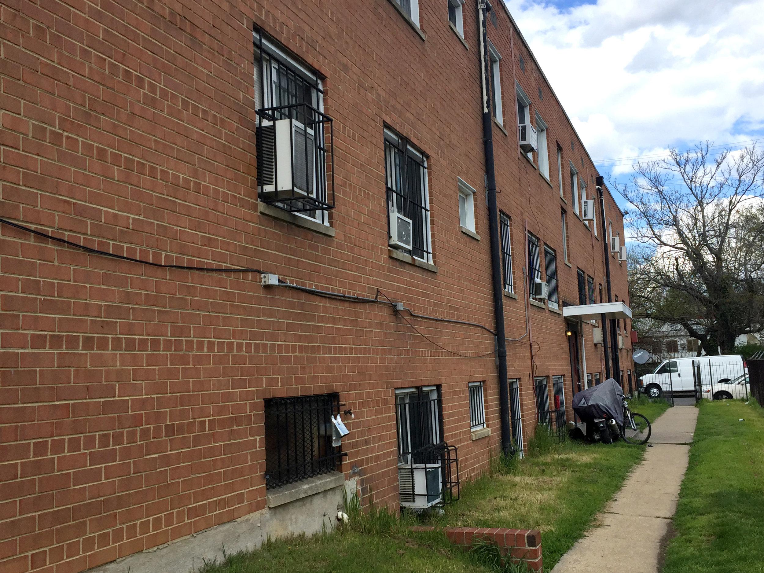 Kendall Street Apartments