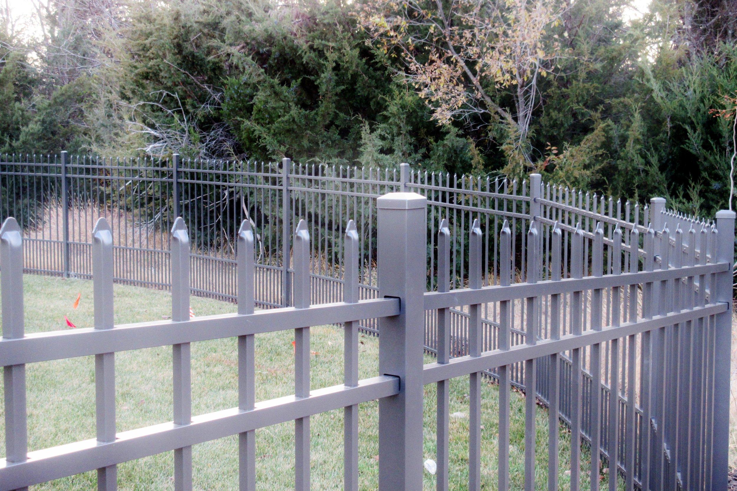 Ornamental-Fence-Wichita-KS