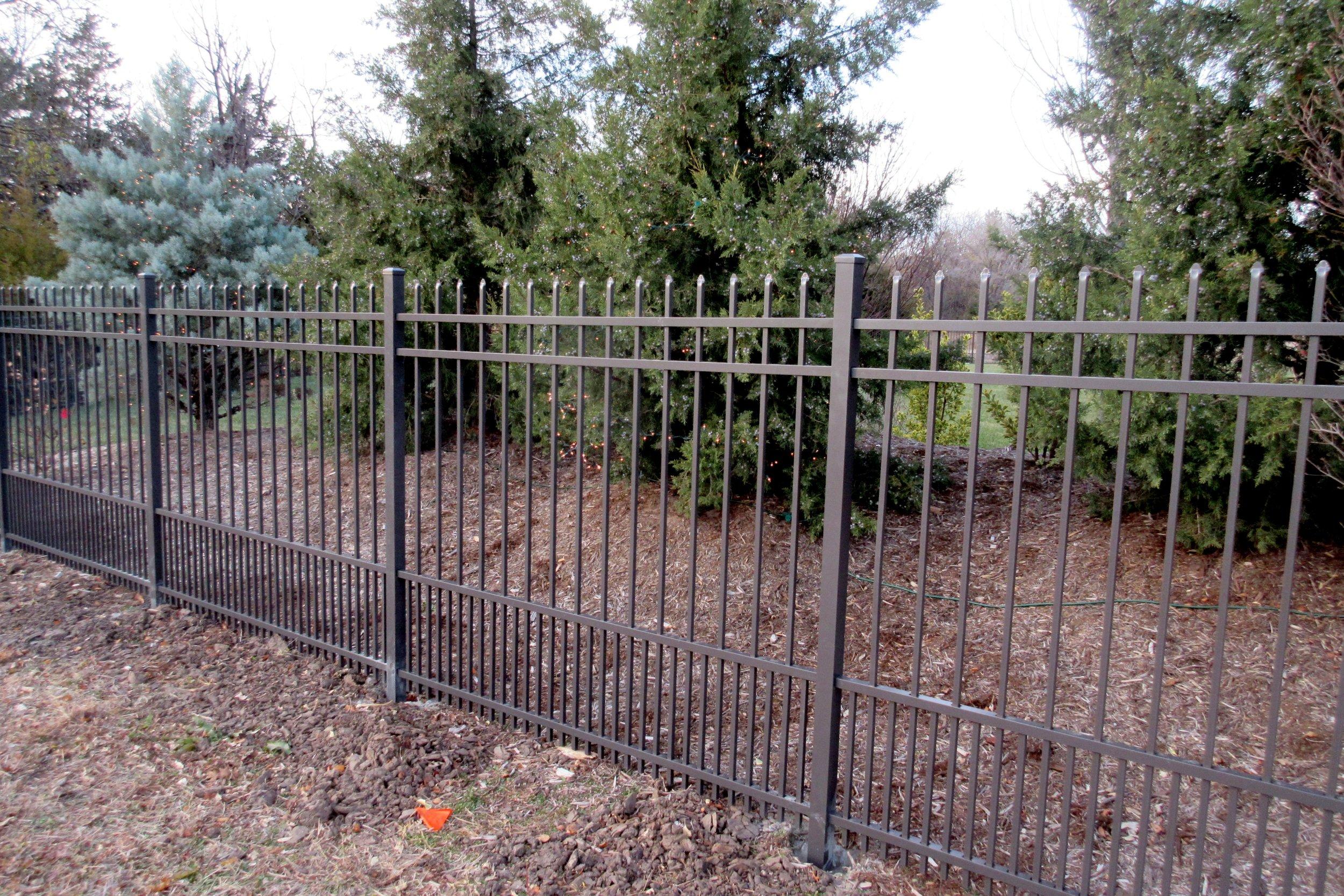 Residential-Ornamental-Fencing-Wichita-KS
