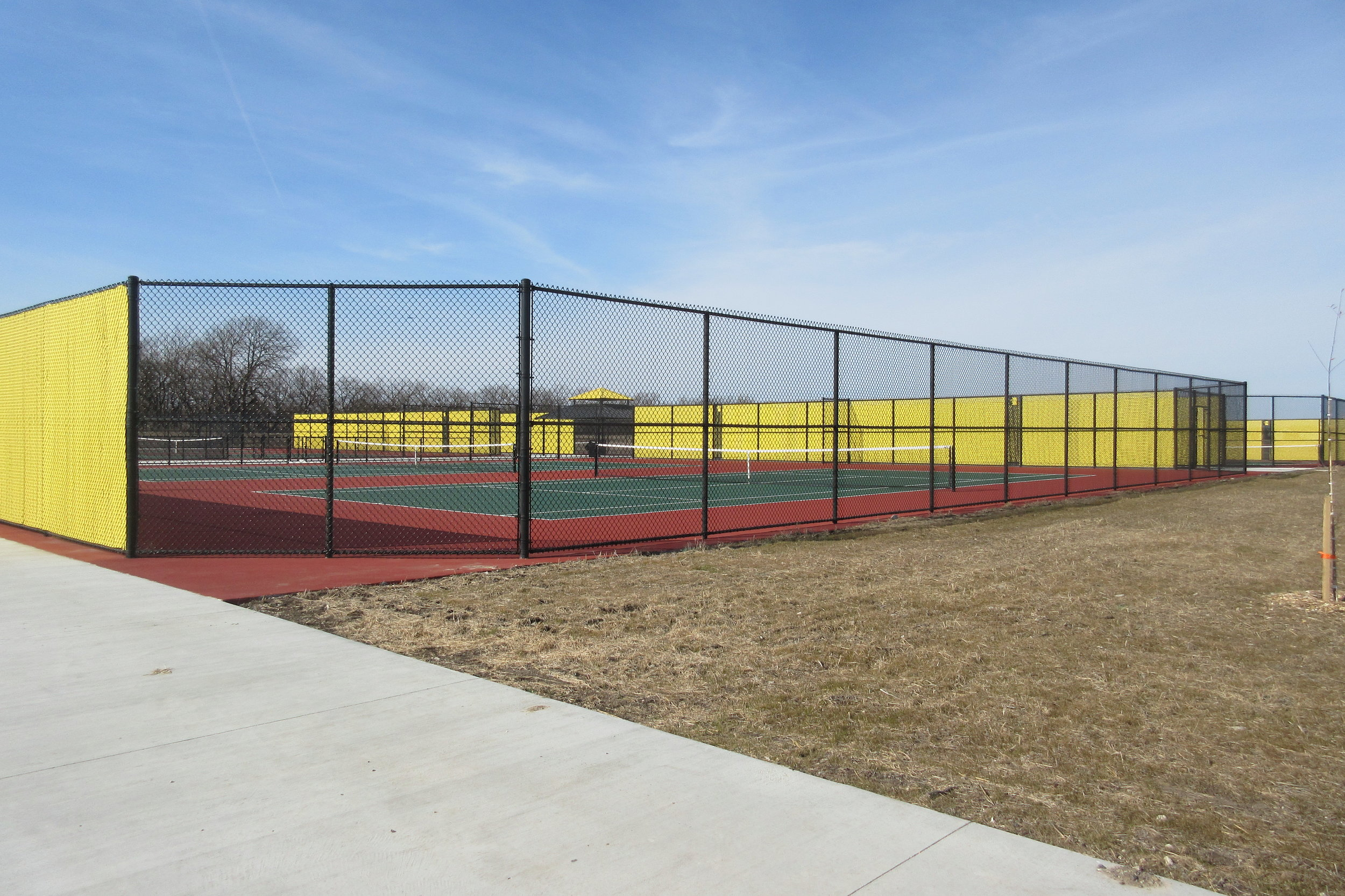Industrial-Chain-Link-Fence-Wichita-KS