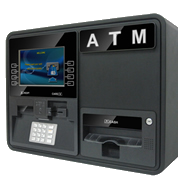 onyx-w wall mount ATM from Genmega