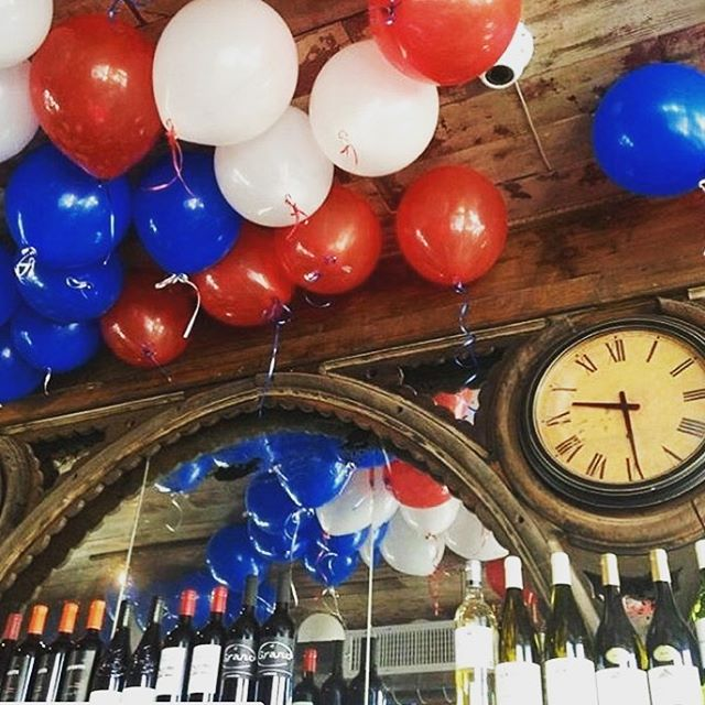 Come celebrate Bastille Day with us!!! Sunday, July 14 🇫🇷🎉👸🗡There will be pétanque and fresh Pastis! 🍹 Starts at 1pm! $6 special drinks and food! #cheers