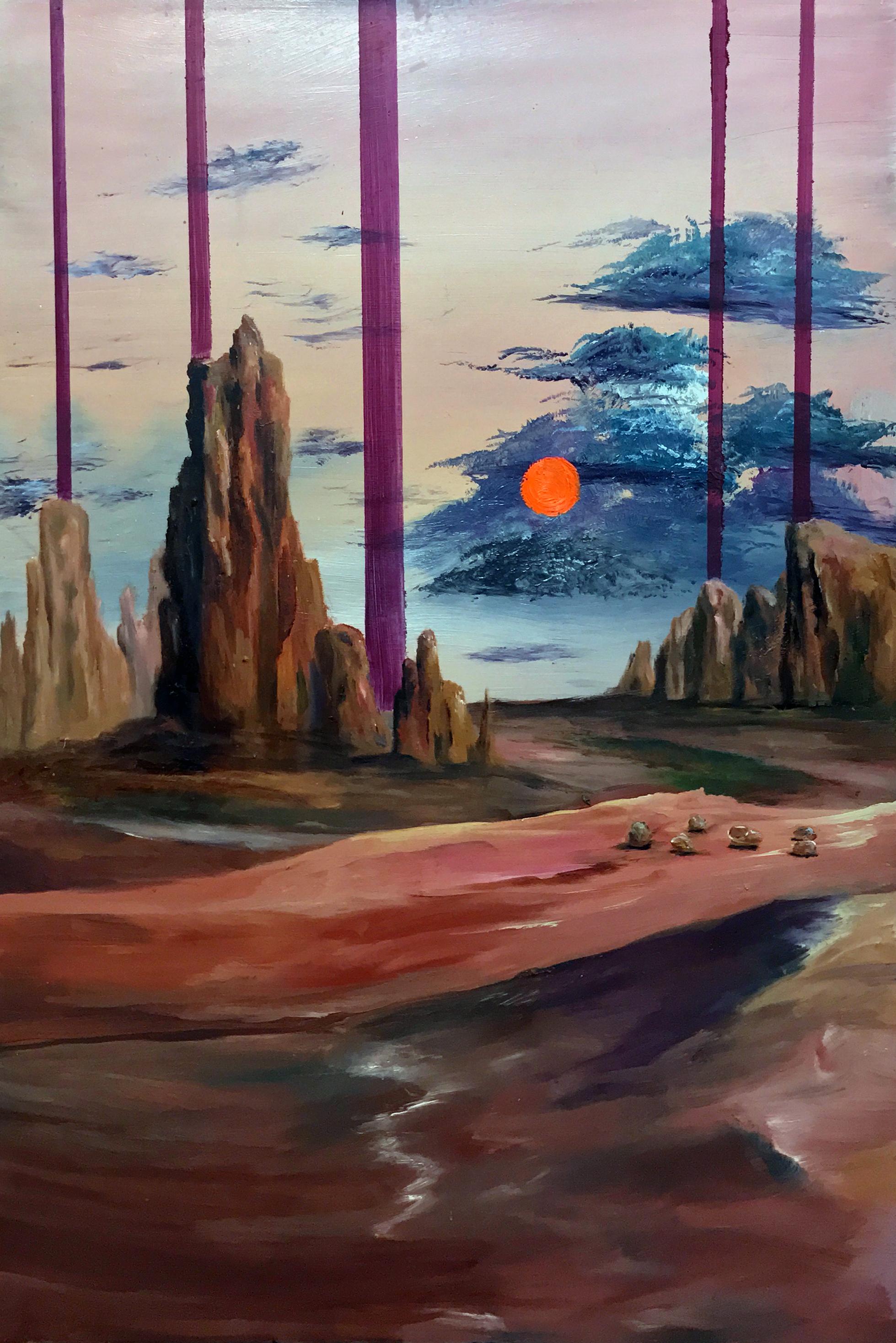 Desert Daydream.