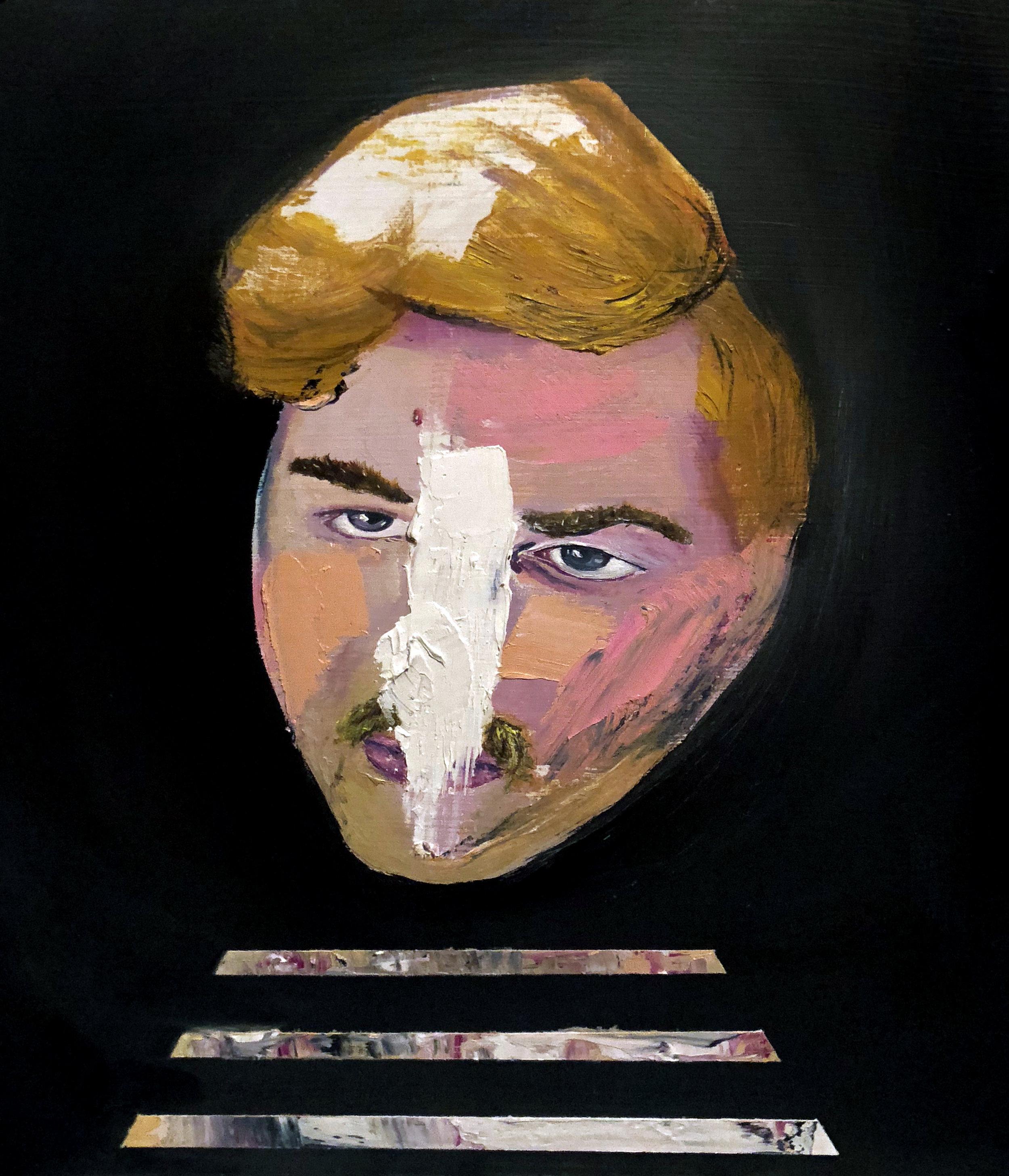Portrait of Dewey.