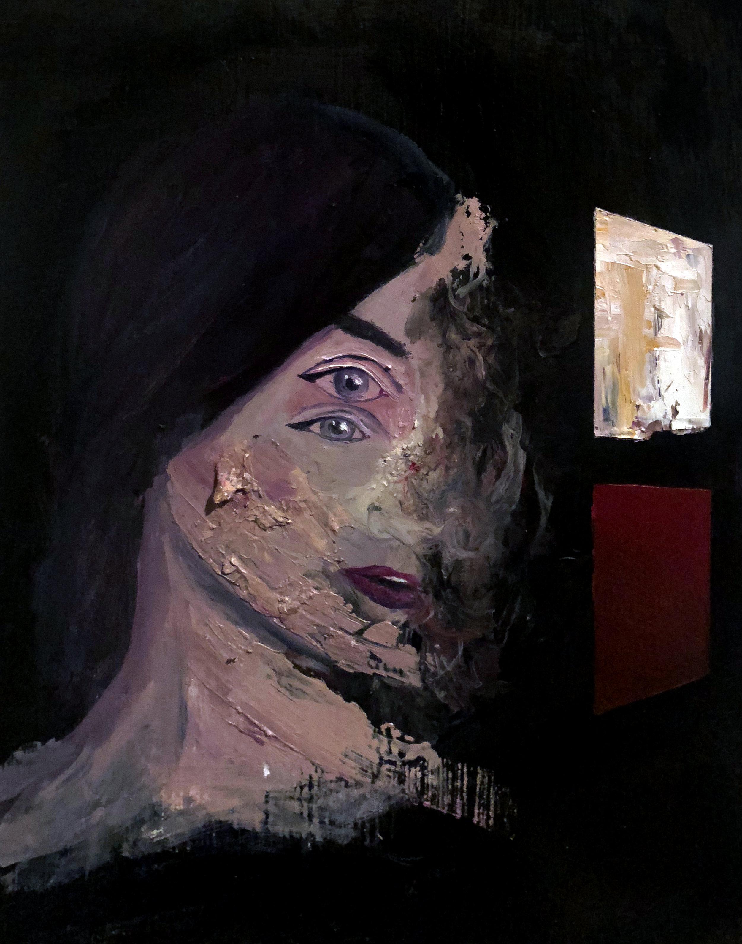 Portrait of Angie.