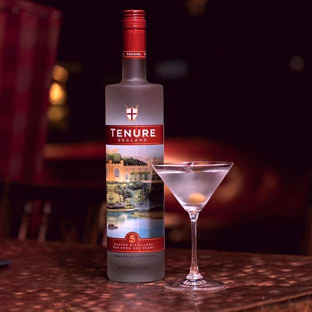 Manners maketh the man. #TenureEngland maketh the evening. . . #Tenure #TenureEngland #Vodka
