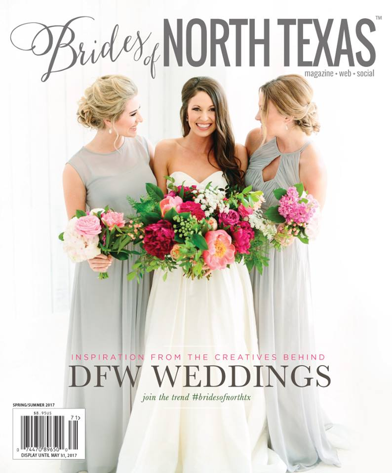 Shannon Rose Events || Fort Worth, Texas Wedding Planner || Featured in Brides of North Texas