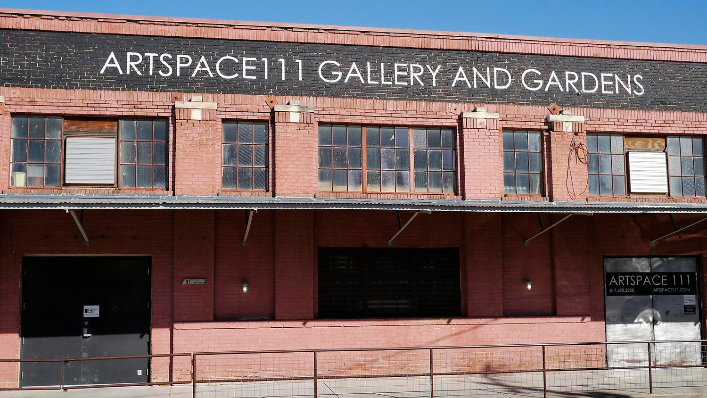 Artspace 111 Fort Worth wedding venue