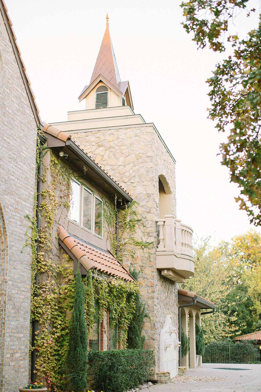 Aristide Mansfield Fort Worth wedding venue