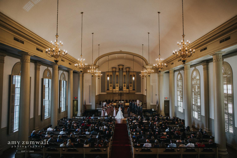 first presbyterian church tyler wedding ceremony