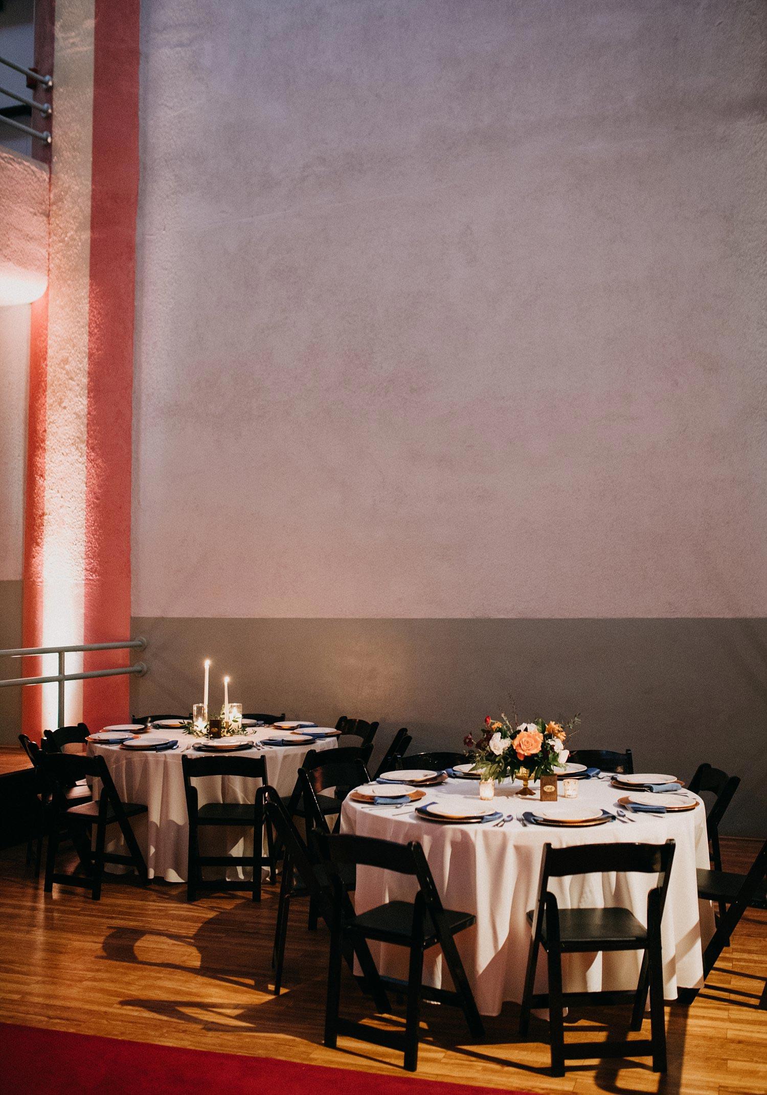 Ridglea Theater wedding reception