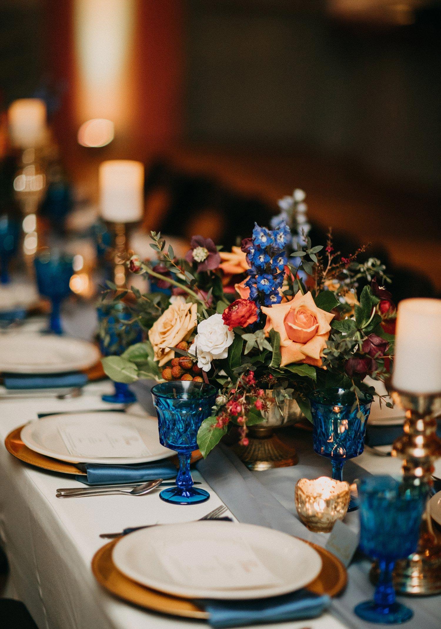 Wes Anderson wedding reception