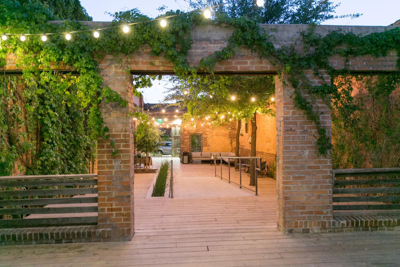 4 eleven fort worth tx garden patio