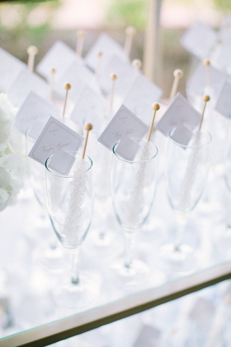 Rock candy seating chart