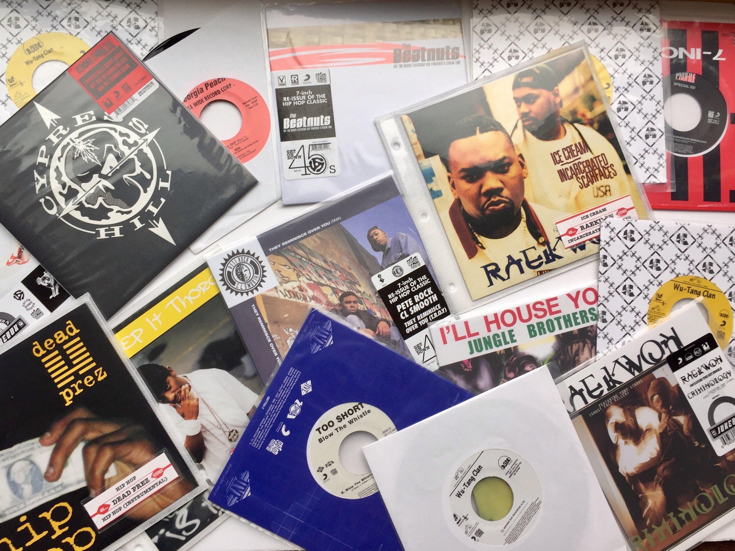 Vinyl & Digital