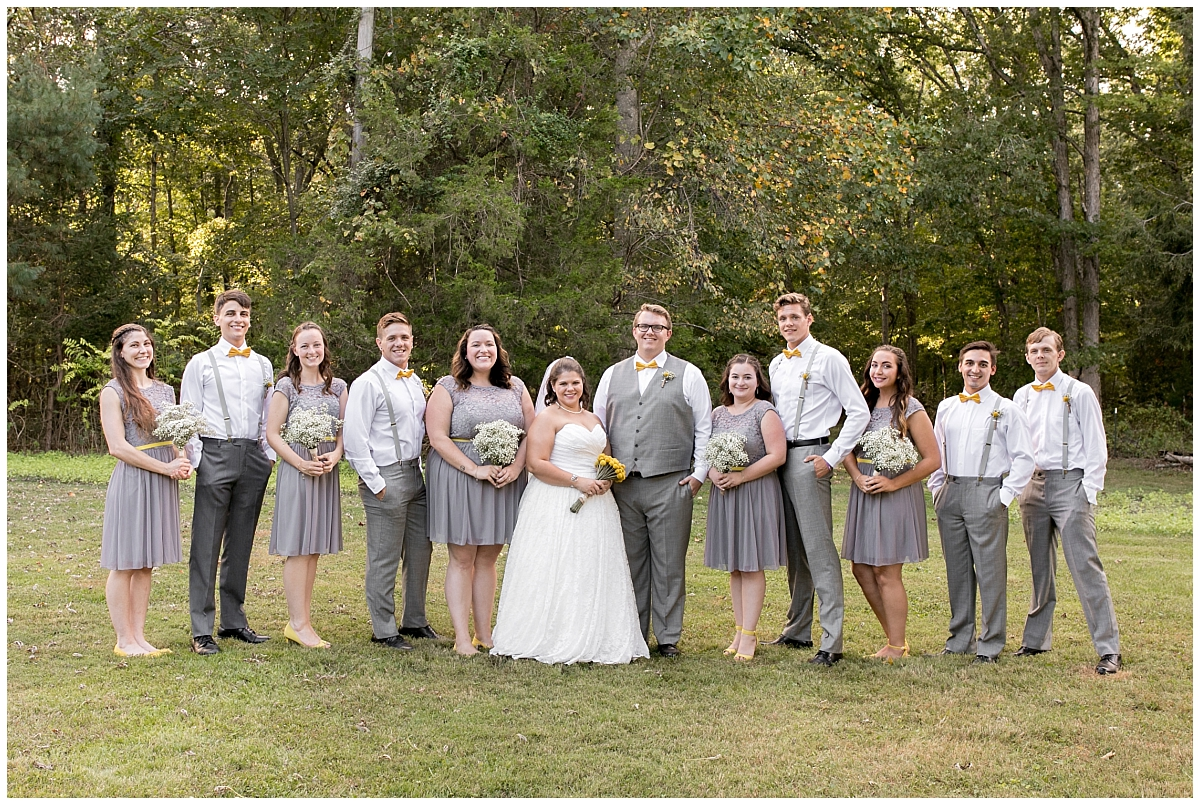 Backyard bee themed wedding, South Jersey Wedding Photographer
