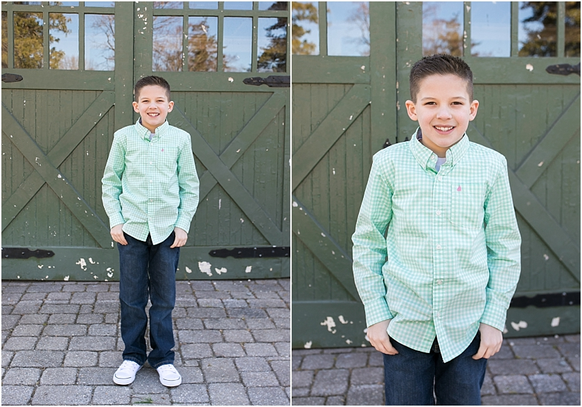 Croft Farm Spring Mini Session - South Jersey Children Photographer