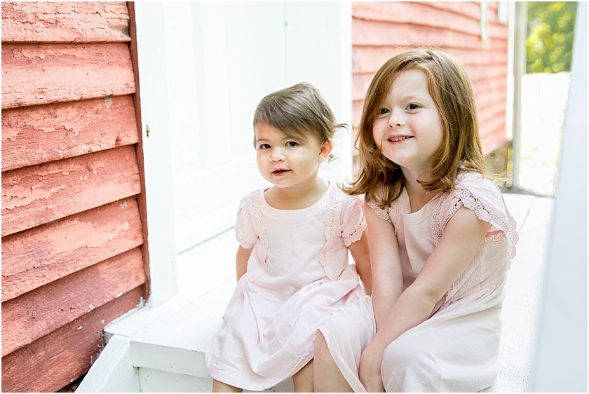 Kirby's Mill Family Session - South Jersey Family Photographer