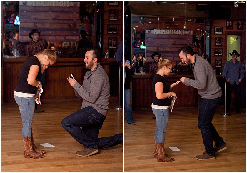 Prospector's Steakhouse Proposal_South Jersey Wedding Photographer 001