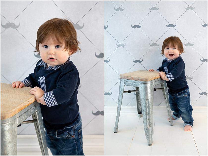 Little Man 1st Birthday and Cake Smash_South Jersey Children Photographer 6
