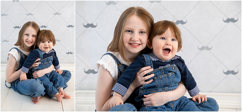 Little Man 1st Birthday and Cake Smash_South Jersey Children Photographer 8